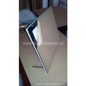 供应亚克力发光相框,磁吸式带支架相框,LED相架,各种规格订做