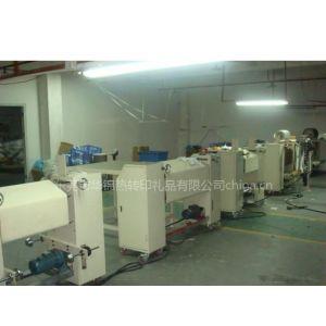 供应织带热转印机-滚筒印花机