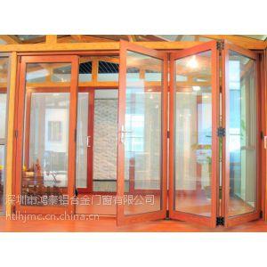 供应深圳铝合金折叠门供应商