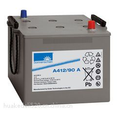 供应[原装进口德国阳光蓄电池]上海直销|型号A412-90A