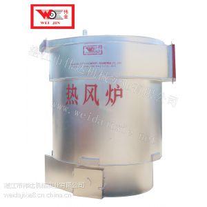 供应天然橡胶初加工干燥设备,伟燃柴热风炉
