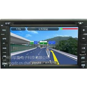 供应本田理念专车专用DVD车载GPS导航仪 凌派 杰德原厂导航4S店专供