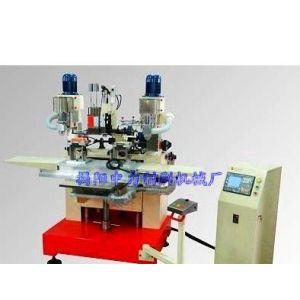 供应ZLCNC-F650 三轴三头电脑数控钻孔、植毛一体机