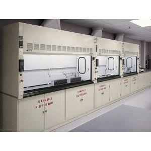 供应广州番禺开发区各类实验室通风柜系统工程施工 广州君鸿净化