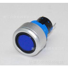 韩国凯昆机电KACON- Φ16mm齐平型LED按钮开关 K160-271B