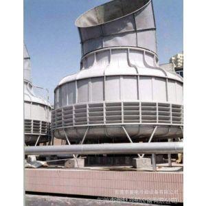 冷却塔厂家供应:1000T超静音空调冷却水塔及售后维修服务