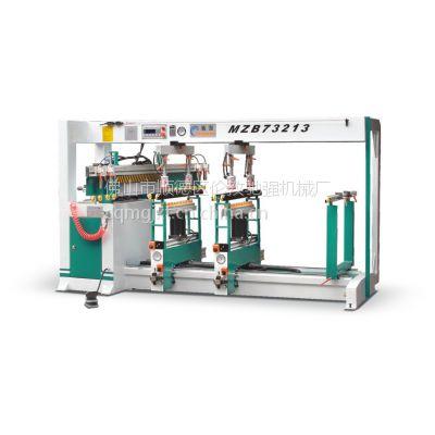 供应木工机械排钻:驰强 三排钻