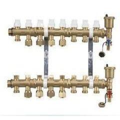 供应批发瑞士乔治费歇尔分水器 地暖管 温控面板