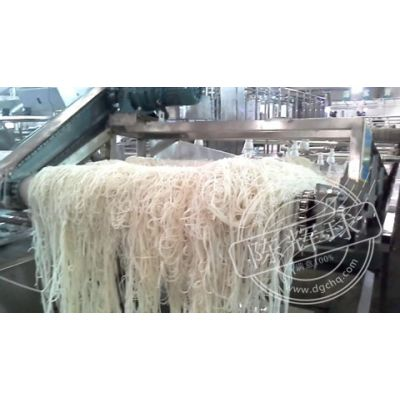 陈辉球蒸浆式水米粉生产线提高米线企业竞争能力