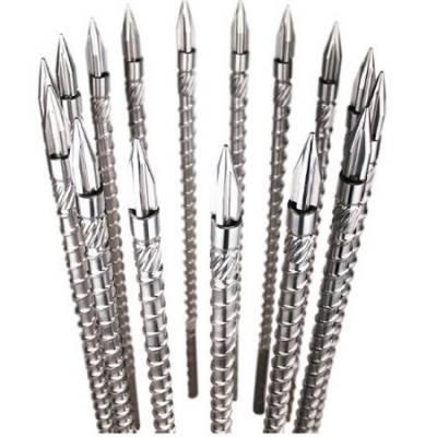供应料筒螺杆-pe挤出机螺杆料筒-挤出机螺杆的设计-金鑫价格实惠