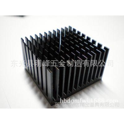 变频器专用散热器     插片散热器