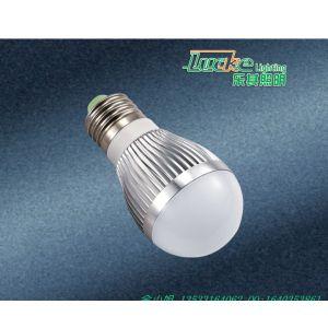 供应乐其照明E27LED5W球泡灯,LED球泡灯厂家直销