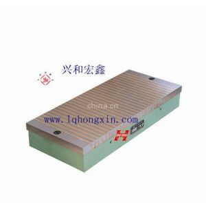 急!现货供应磨床用普通矩形电磁吸盘X11 200X560吸力大质量优价格低