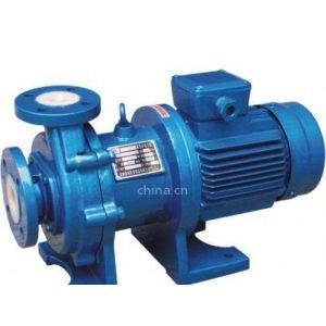 供应CQB-F型氟塑料磁力泵