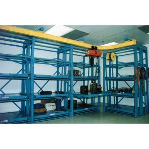 供应供应仓储标准抽屉式模具货架
