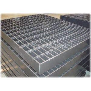 上海钢格板 格栅板 钢格栅 长方形平台格栅
