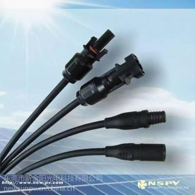供应光伏接头线缆组,PV MC4 connector cable assembly