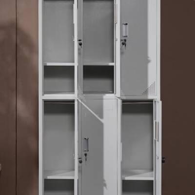 供应梧州四门学生储物柜,梧州钢制更衣柜价格