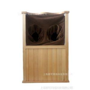 供应上海公司正品木足浴桶 木桶 远红外热疗加热多功能按摩足浴桶批发