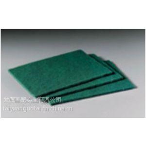 3M 96#餐饮用高效百洁布 清洁重垢重油污洗碗布 抹布刷锅布