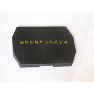 桥阳矿山生产绞车闸瓦刹车片闸瓦,低损耗高耐磨闸瓦280*205*20