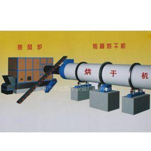 供应热风炉、转筒烘干机
