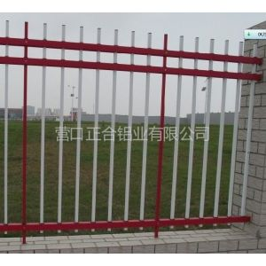 供应辽宁营口铝合金围栏、护栏、围墙、栅栏 生产厂家