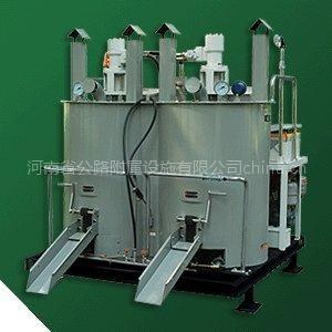 供应液压型双缸热熔釜/标线/划线机涂料