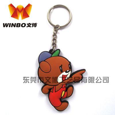 东莞厂家钥匙扣、供应广告促销品pvc钥匙扣,广告钥滴胶匙扣
