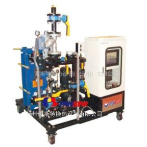 供应浦东地区销量的水水换热机组/供应商/批发/楼宇供热
