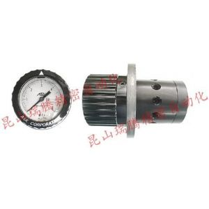 供应ASK附压力计切换阀SVPG-618-25MPa
