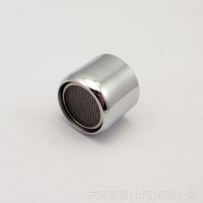 斯格雅 水龙头配件 铜外壳水龙头过滤网22mm加厚款(内丝)