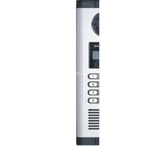 供应安的楼宇对讲数码式黑白可视对讲门口主机