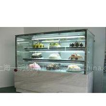 供应双层直角蛋糕冷藏展示柜