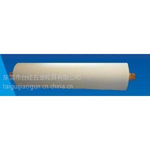 供应超薄护卡膜生产专用液体硅胶辊