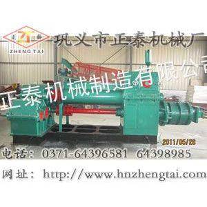 供应Zt牌35型小型粘土真空制砖机,个小作用大豆包也是干粮