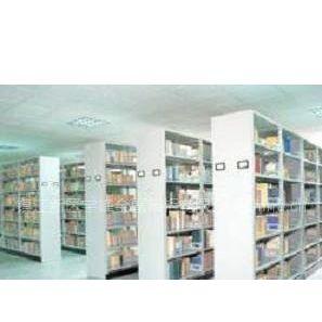 供应江苏镇江钢制图书架、期刊架书架柜