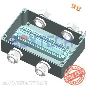 供应BoxTech铸铝端子接线盒