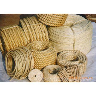 供应 无锡棕绳 上海嘉兴白棕绳 昆山剑麻绳 吴江棕绳