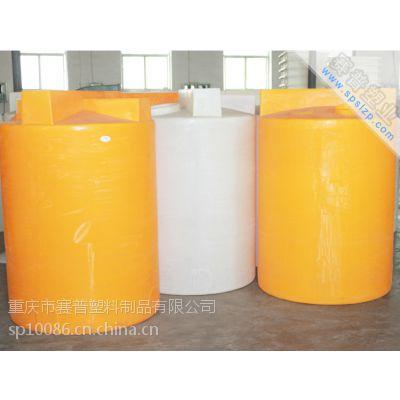 供应四川PE加药箱 质量更好 重庆滚塑容器专家