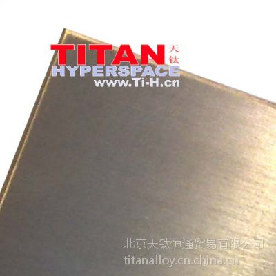 定制供应混合设备用钛板,钛合金板 TC2