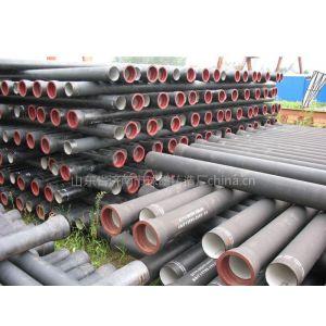 供应墨铸铁管厂家球墨铸铁管连接方式