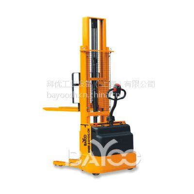 BAYOO全电动堆高车|电动堆高车|电动堆垛车|电动堆垛机|电动堆高机