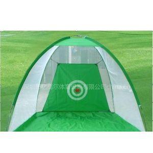 供应高尔夫练习网/高尔夫打击笼/挥杆练习器/高尔夫用品