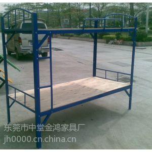 供应角铁床、工地铁床、单人铁床选金鸿家具厂