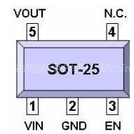 AM3309 SOT23-5 小体积1A 大电流高效DC-DC升压IC