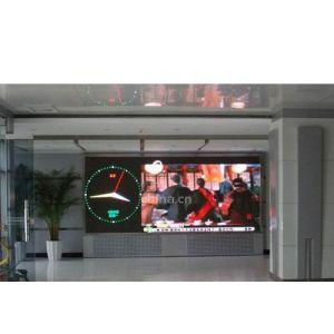 供应厂家直销大型商场室外全彩LEDP20显示屏18656609790