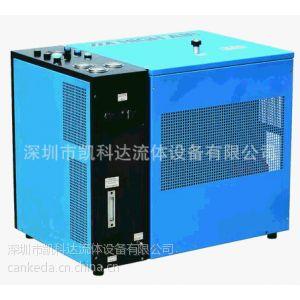 供应C K D系列35公斤氮气吹瓶机,中央空调制冷设备,漏气检测