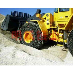 供应专为经销商定制铲车轮胎保护链 轮胎防护链 装载机保护链