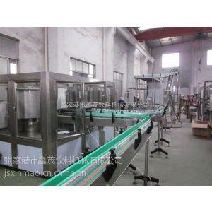 供应产量:2000罐/时饮料生产线.GF-18-4六个核桃易拉罐饮料生产线